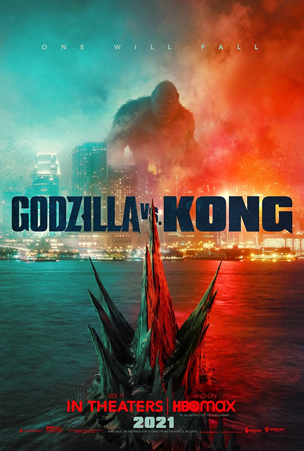 Godzilla vs. Kong (2021) Dual Audio [Hindi (Cleaned) + English (Org)] HDRip ESub