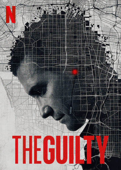 The Guilty (2021) 720p HEVC NF HDRip Hollywood Movie ORG. [Dual Audio] [Hindi or English] x265 AAC MSubs [500MB]