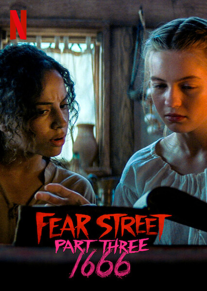 Fear Street Part 3: 1666 (2021) 720p HEVC NF HDRip Hollywood Movie ORG. [Dual Audio] [Hindi or English] x265 AAC MSubs [600MB]
