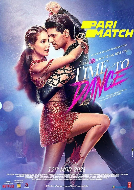 Time to Dance (2021) Hindi Full Movie 720p Pre-DvDRip Download