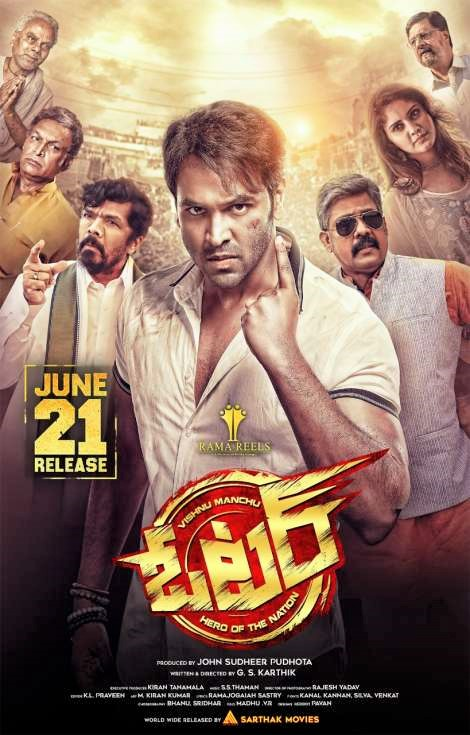 Voter (2021) Hindi Dubbed HDTVRip x264 AAC 400MB Download