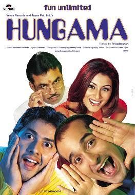 Hungama (2003) Hindi Movie 720p HDRip 1.2GB Download
