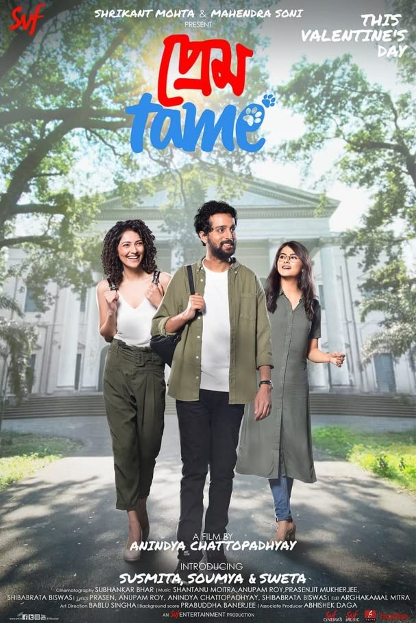 Prem Tame (2021) Bengali 720p HDRip x264 AAC ESubs Full Bengali Movie