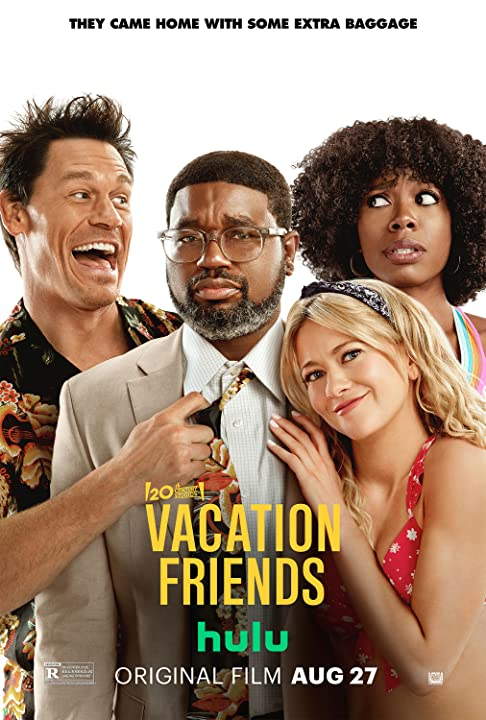 Vacation Friends (2021) English 720p HEVC HDRip x265 AAC MSubs Full Hollywood Movie [850MB]