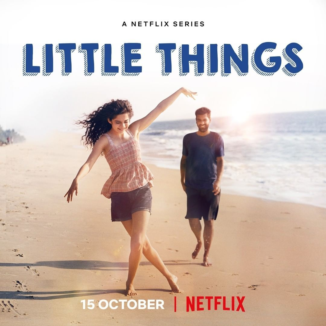 Little Things (2021) Netflix Original Indian Romantic Comedy Drama Series – S04 Complete HDRip -1080P | 720P Download