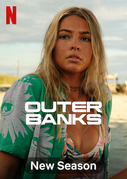 Outer Banks (2021) 480p HEVC HDRip S02 Complete NF Series [Dual Audio] [Hindi or English] x265 AAC MSubs [700MB]