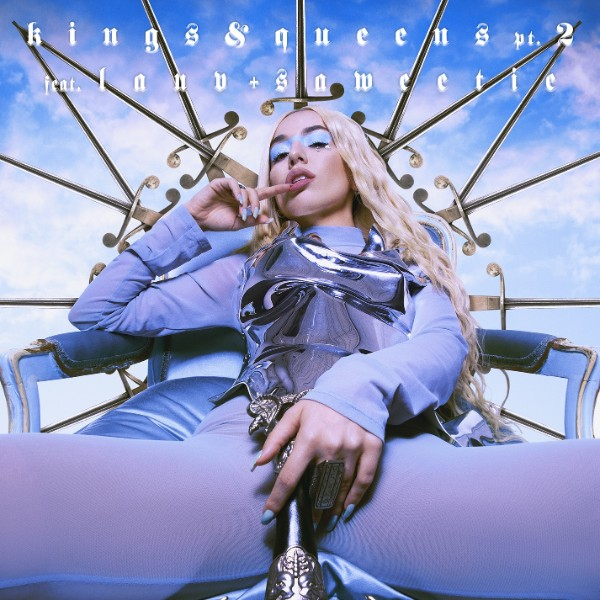 Ava Max - Kings & Queens, pt. 2 Feat. Lauv & Saweetie.mp3