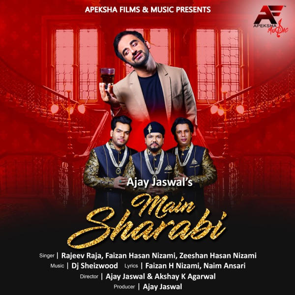 Main Sharabi- Rajeev Raja Mp3 Song Download