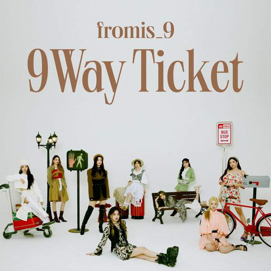 Fromis 9 - WE GO