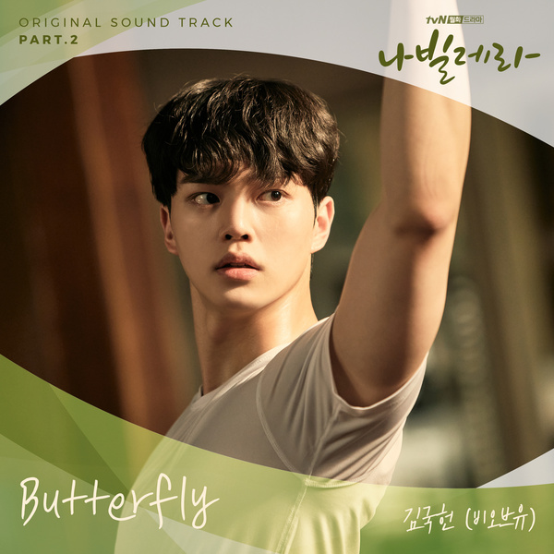 Kim Kook Heon (B.O.Y) - Butterfly