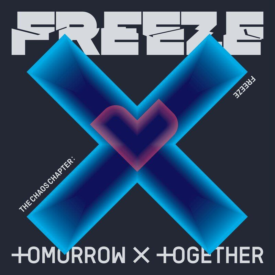 TOMORROW X TOGETHER - I Know I Love You (feat. Seori)