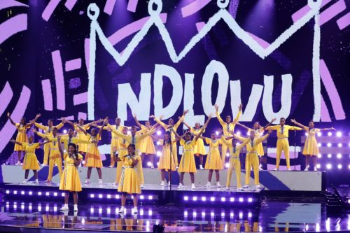 Ndlovu Youth Choir - Indodana.mp3