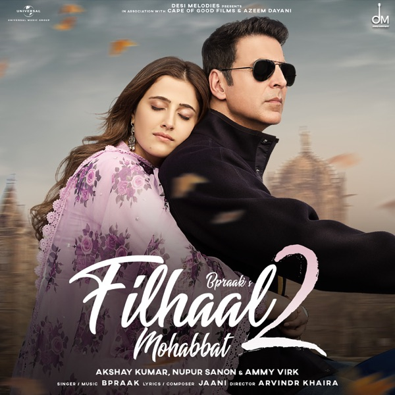 Filhaal2 Mohabbat - B Praak Mp3 Song Download