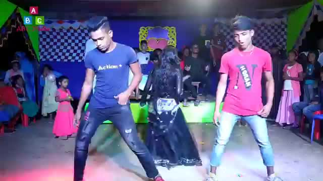 Bom Diggy Diggy Excellent Group Dance Performance   ABC Media(360p)